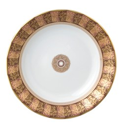 Bernardaud Eventail Rim Soup