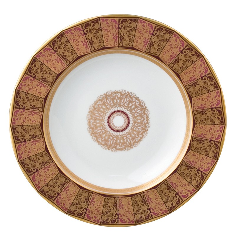 Bernardaud Eventail Bread & Butter Plate - 6.3 In