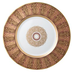 Bernardaud Eventail Service Plate - 12.6 In