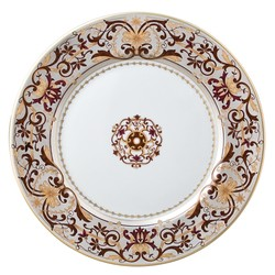 Bernardaud Boulle Dinner Plate - 10.2 In