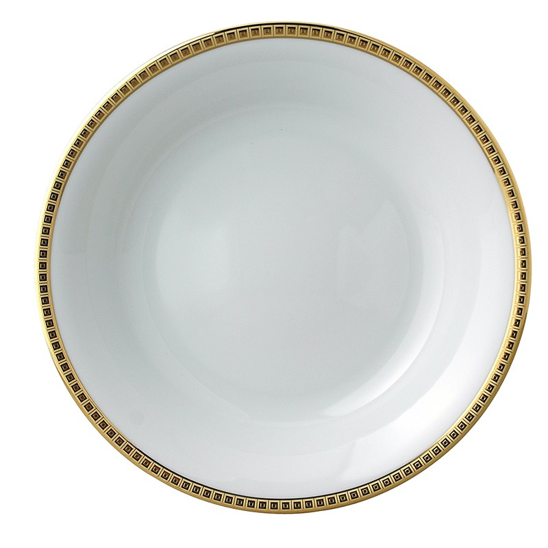 Bernardaud Athena Gold Open Vegetable Bowl