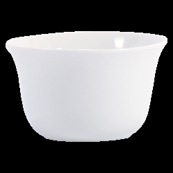 Bernardaud BULLE WHITE BOWL - SMALL