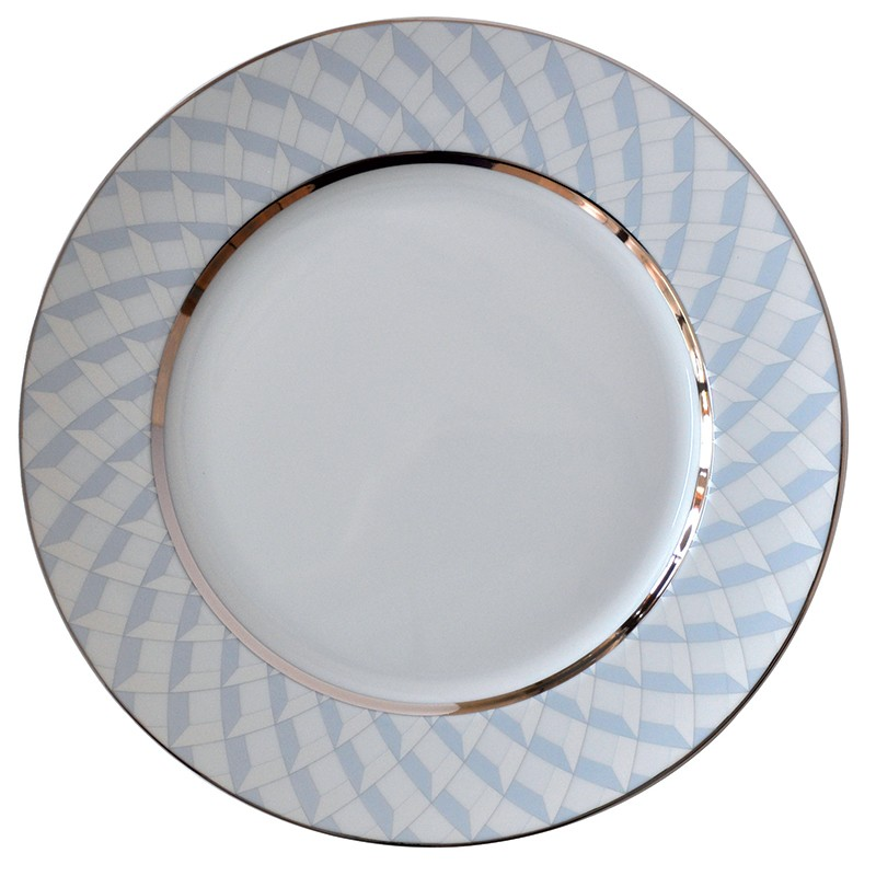 Bernardaud Paradise Dinner Plate - 10.2 In