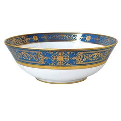 Bernardaud Aux Rois Salad Bowl- 10''