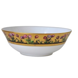 Bernardaud Heloise Salad Bowl - 10 In