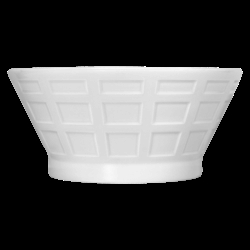 Bernardaud Naxos Salad Bowl - 10 In