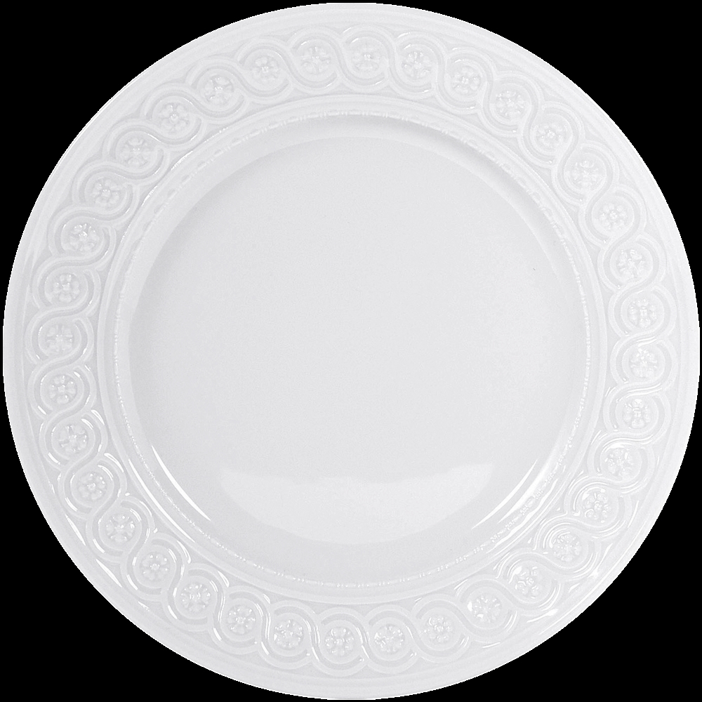 Bernardaud Louvre Dinner Plate - 10.2 In