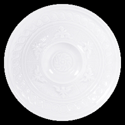 Bernardaud Louvre Chip And Dip - 11.4 In