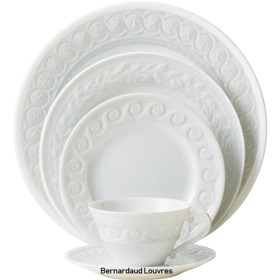Bernardaud Louvre 5 Pc Setting