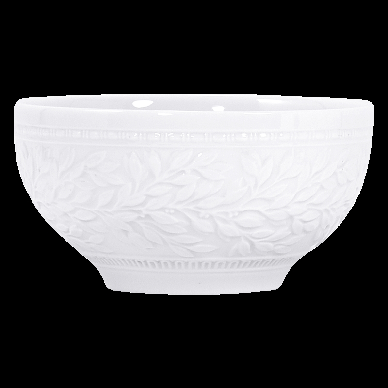 Bernardaud Louvre Rice Bowl - 5.5 In