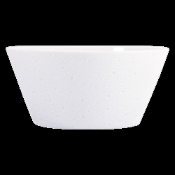 Bernardaud Ecume White Salad Bowl - 11 In