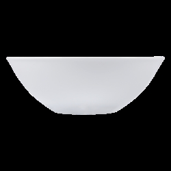 Bernardaud ECUME WHITE CEREAL BOWL