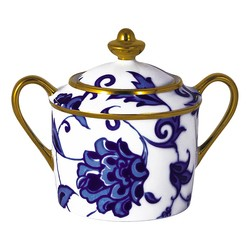 Bernardaud Prince Bleu Sugar Bowl Sp Order