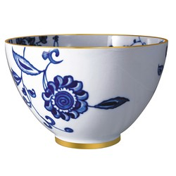 Bernardaud Prince Bleu Deep Salad Bowl - 10.6 In Sp Order