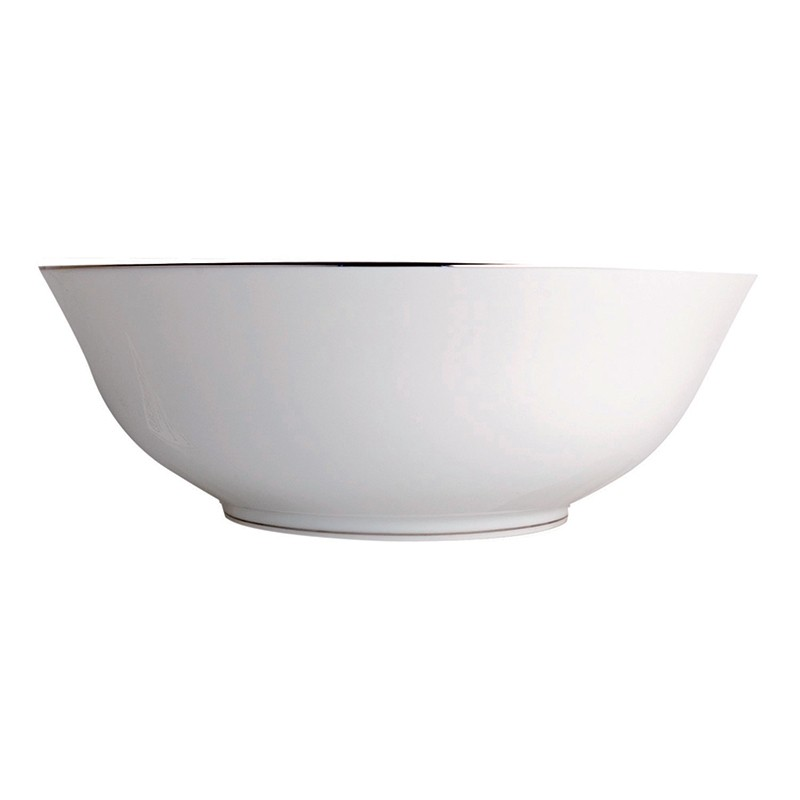 Bernardaud Cristal Salad Bowl - 10 In