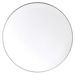Bernardaud CRISTAL COUPE DINNER PLATE-10.6in