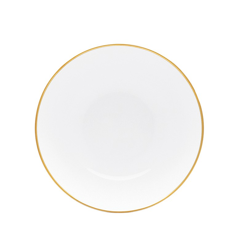 Bernardaud Palmyre Salad Bowl - 10 In