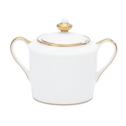 Bernardaud Palmyre Sugar Bowl