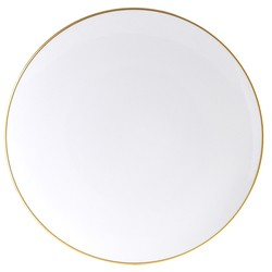 Bernardaud PALMYRE COUPE DINNER PLATE-10.6in