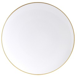 Bernardaud PALMYRE COUPE B&B PLATE-6.5in