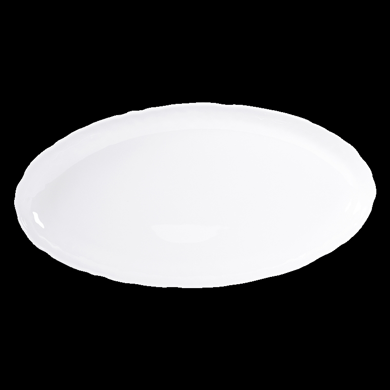 Bernardaud Digital Oval Platter - 18 In