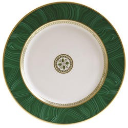 Bernardaud Constance Malachite Green Service Plate - 11.5 in