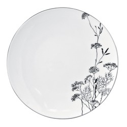 Bernardaud Promenade Coupe Salad Plate - 8.3 In