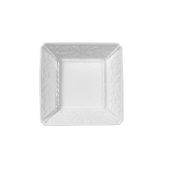 Bernardaud Louvre Square Dish - 5.1 X 5.1 In