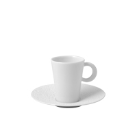 Bernardaud Ecume White Ad Cup Only