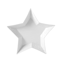 Bernardaud Louvre Star Dish - 9.5 In