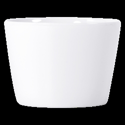 Bernardaud Fusion White Tumbler - Medium