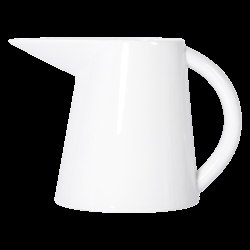 Bernardaud Fusion White Charlotte Pitcher