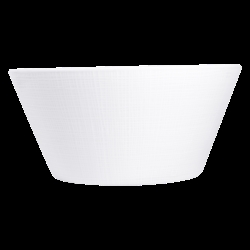 Bernardaud Organza Salad Bowl - 11 In