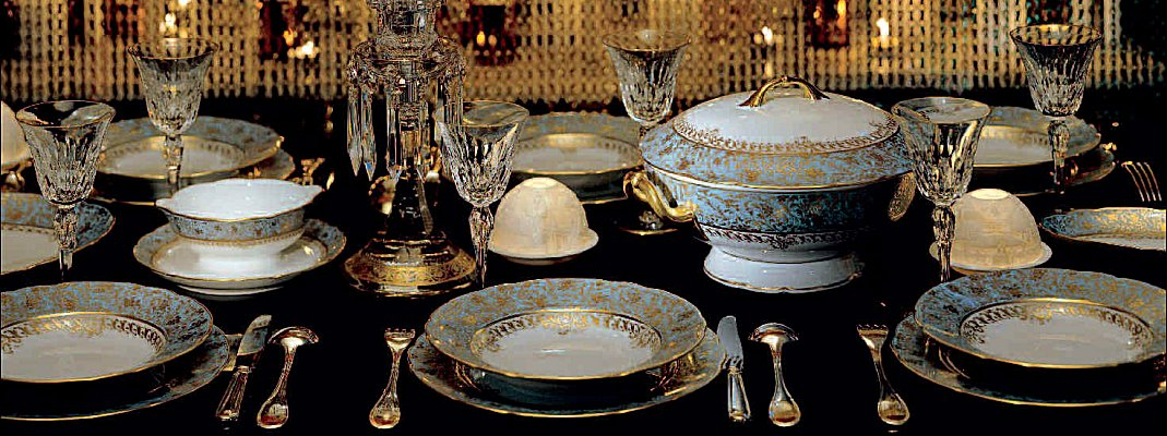 So while you are trying to search for fine china Dinnerware for your collection have a look at some points below to make an educated choice. & What Is Fine China Dinnerware ? - Realty Times