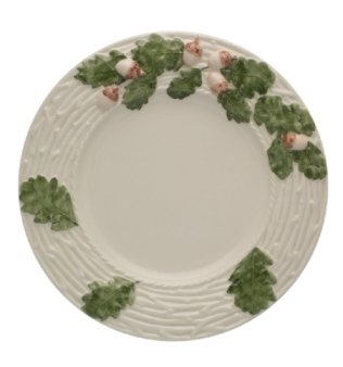 Bordallo Pinheiro Acorns Dinner Plate 29