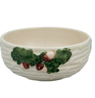 Bordallo Pinheiro Acorns Cereal bowl 14