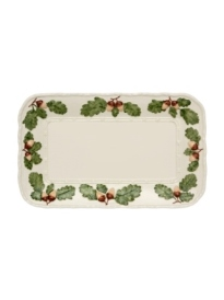 Bordallo Pinheiro Acorns Rectangular Platter 34