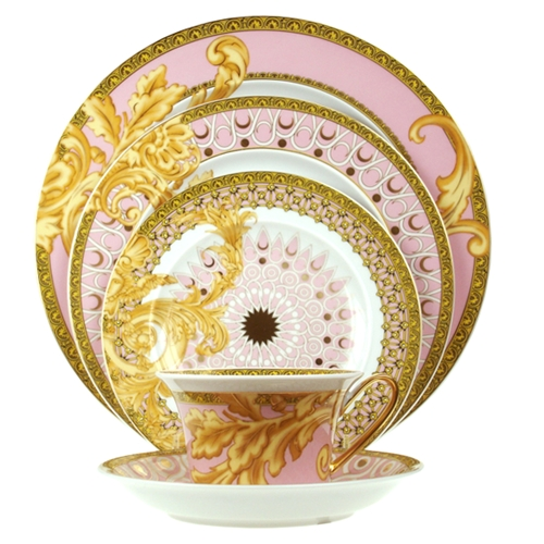 Versace Byzantine Dreams Dinnerware Selections