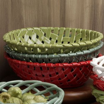 Casafina CERAMIC BASKETS