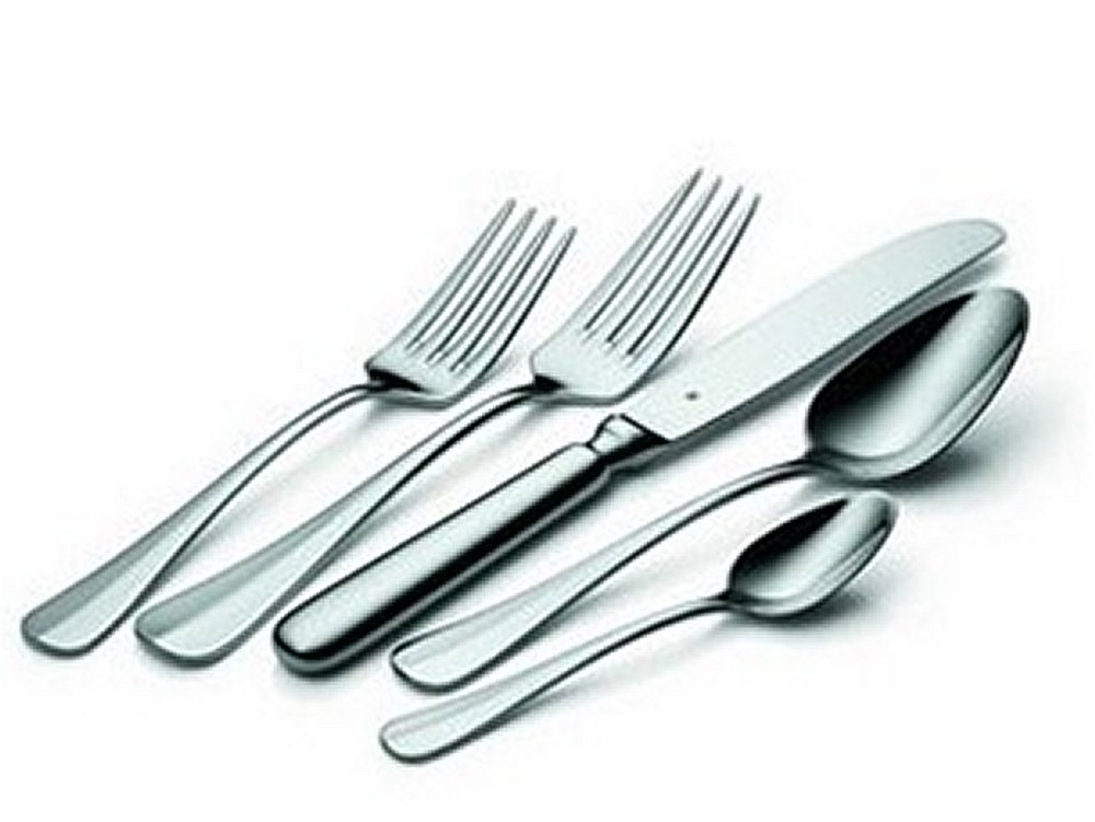 Chambly Baguette Silverplate Flatware