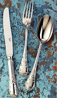 Chambly Louvres Stainless Flatware