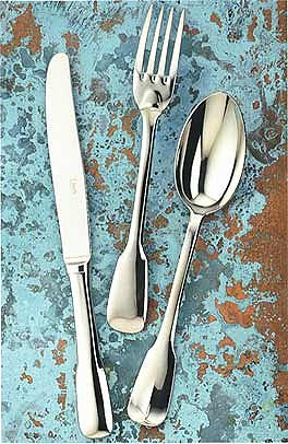 Chambly Vieux Paris Stainless Flatware