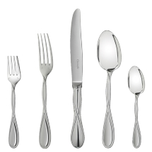 Christofle GALEA 5 Piece Place Setting for 1 person