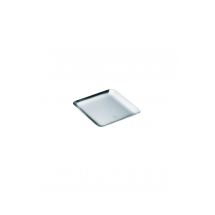 Christofle SILVER TIME Square tray