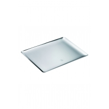 Christofle SILVER TIME Rectangular Tray