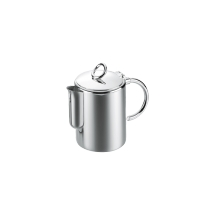 Christofle VERTIGO Coffee / Tea Pot Silverplate
