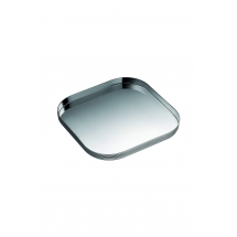 Christofle K+T Square tray Silverplate