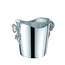 Christofle ANEMONE Champagne Cooler Silverplate
