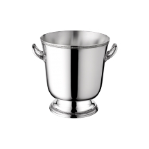 Christofle MALMAISON Ice Bucket Silverplate