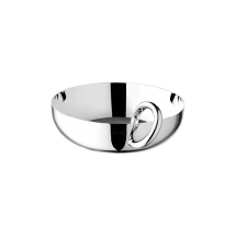 Christofle VERTIGO Small Bowl Bangle Silverplate